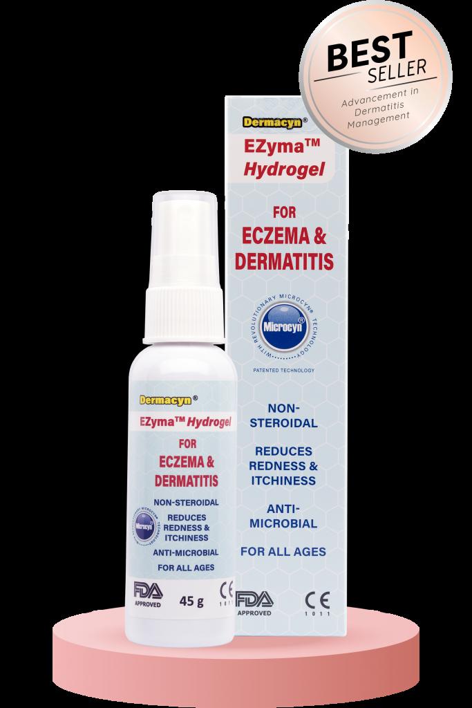 Eczema Dermatitis Hydrogel Microcyn Technology