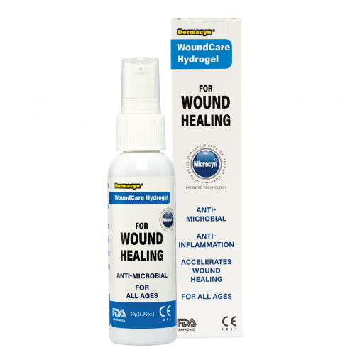 WoundCare Hydrogel 1