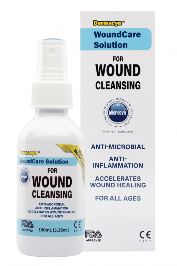WoundCare Solution 100ml